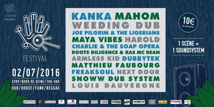Lamano - Festival 2016
