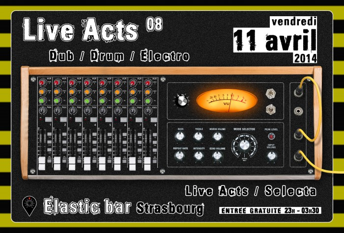 Live Acts 08