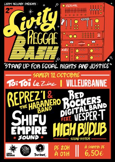 Livity Reggae Bash