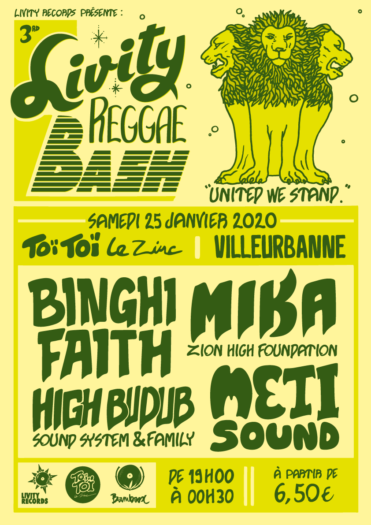 Livity Reggae Bash #3
