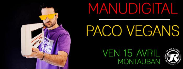 Manudigital + Paco Vegans