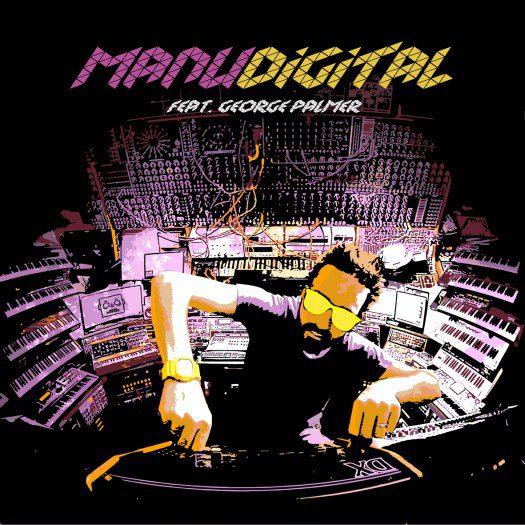 Manudigital feat. George Palmer - Digital Lab EP vol.1