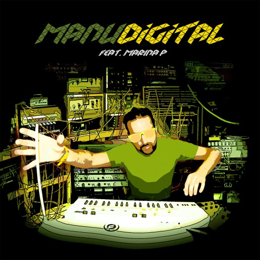 Manudigital feat. Marina P - Digital Lab EP vol.3