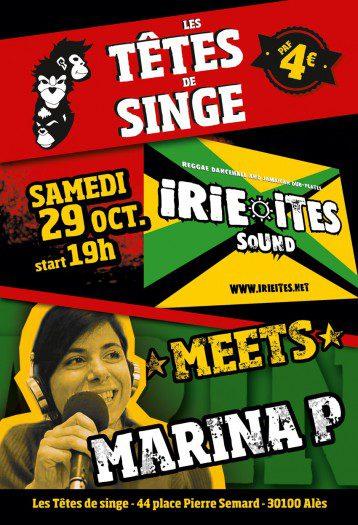 Irie Ites meets Marina P