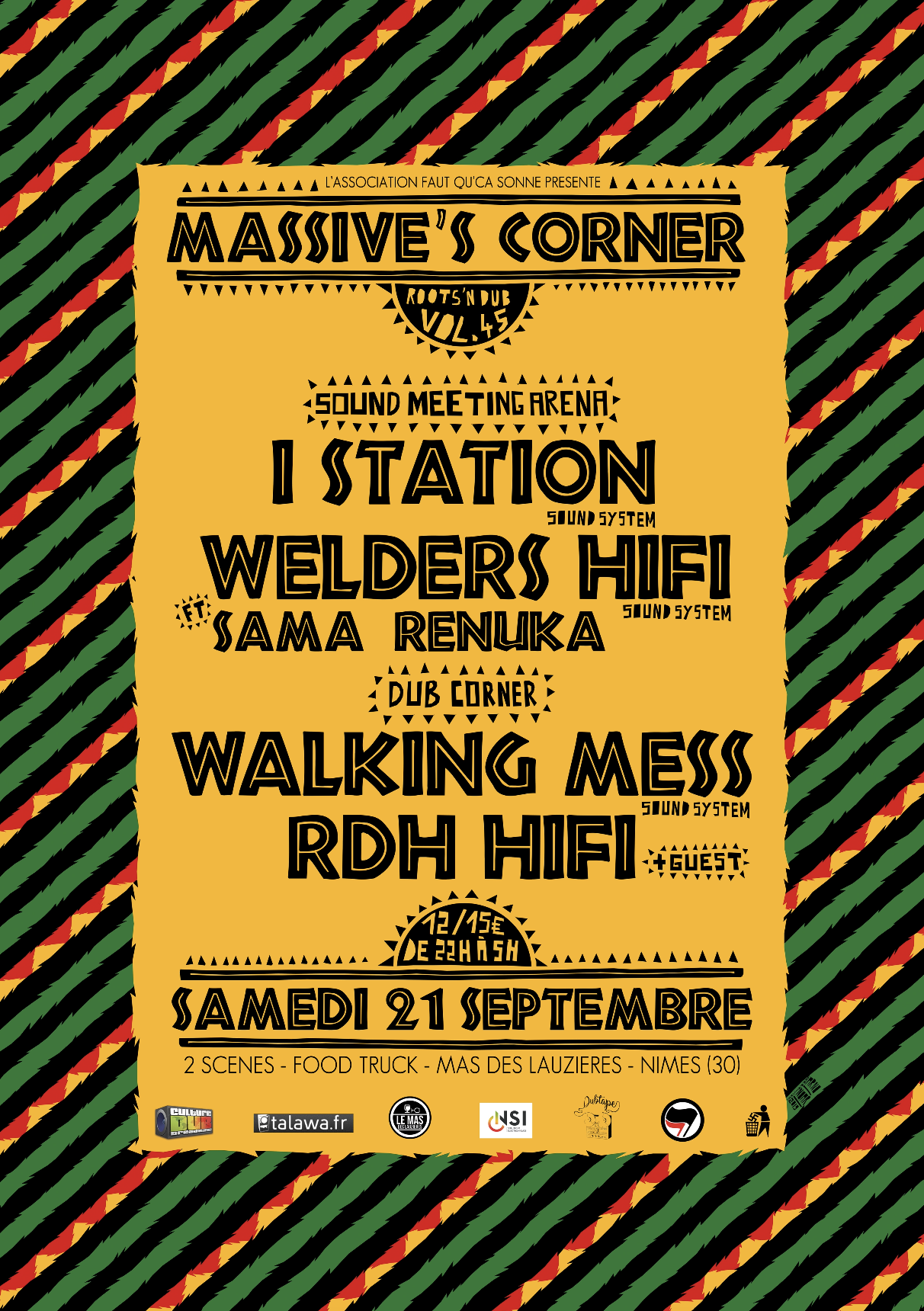 Dub Connection / Sound System