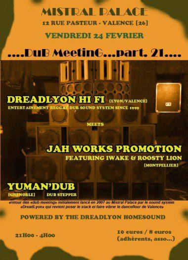 Dub Meeting #21