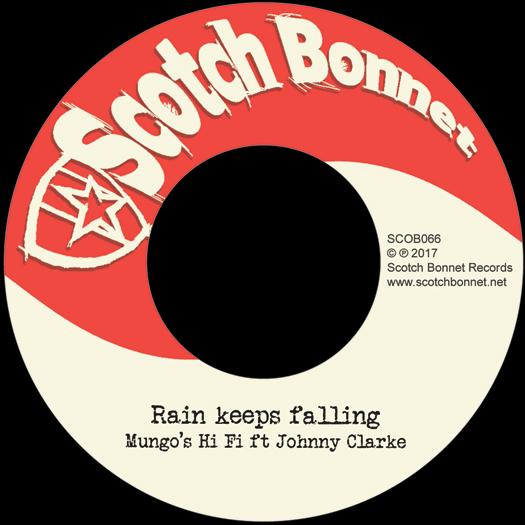 Mungo's Hi Fi feat. Johnny Clarke - Rain Keeps Falling