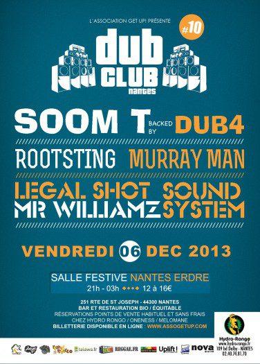 Nantes Dub Club #10