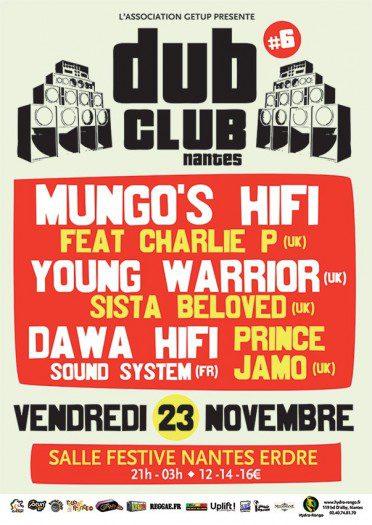 nantes dub club 6 get up
