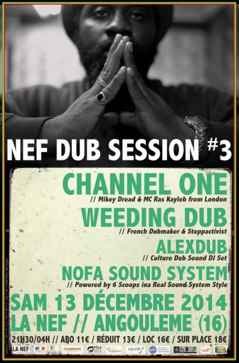 NEF DUB SESSION #3