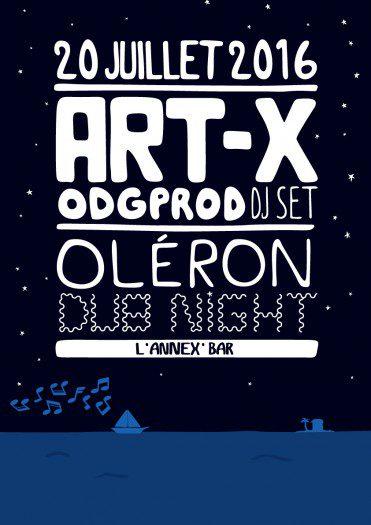 Oléron Dub Night