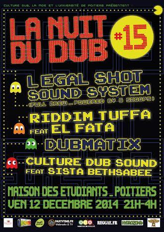 La Nuit du Dub #15
