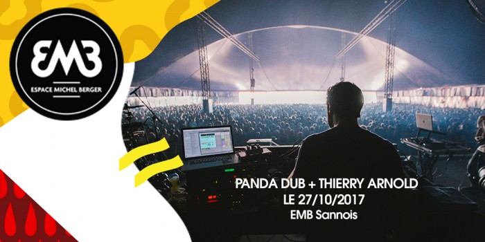 Panda Dub - EMB Sannois