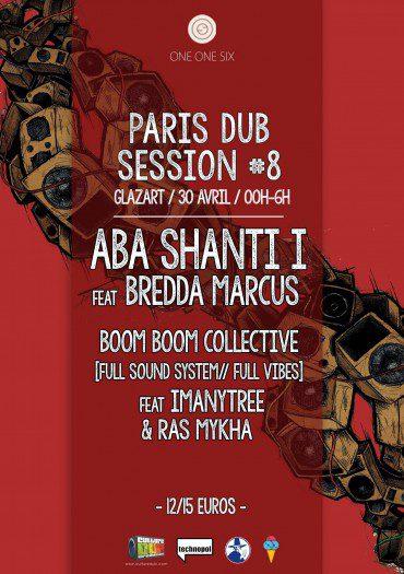 Paris Dub Session #8