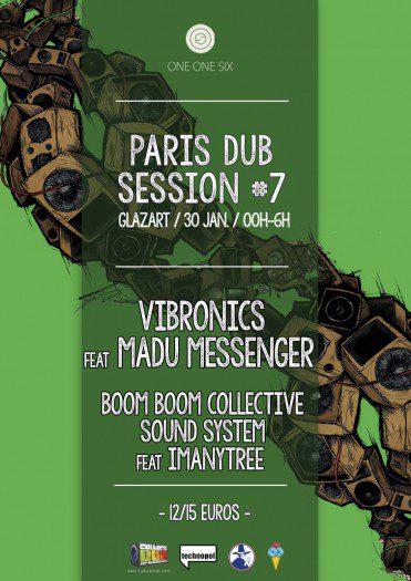 Paris Dub Session #7