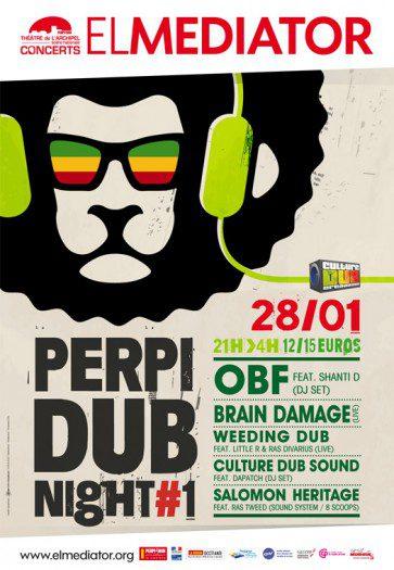 Perpi Dub Night #1
