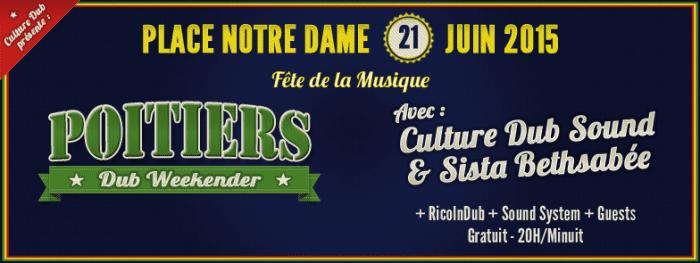 Fête de la Musique @ Poitiers