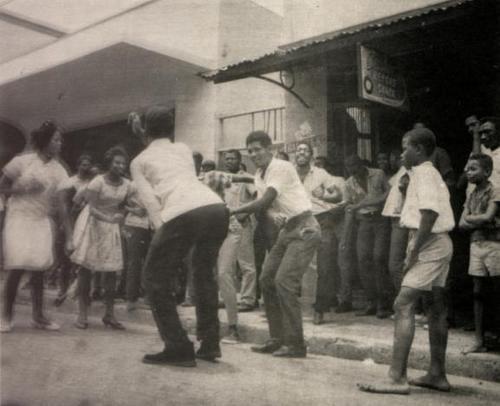 Prince Buster Dance