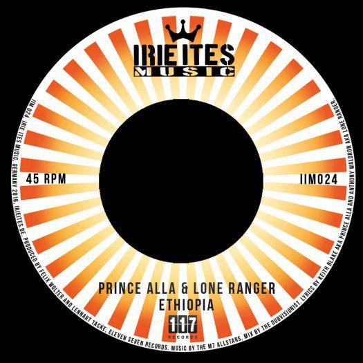 Prince Alla & Lone Ranger - Ethiopia