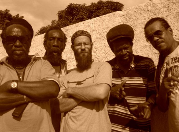 Harrison Stafford & The Professor Crew + Takana Zion