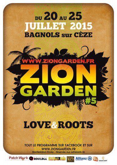 Zion Garden #5