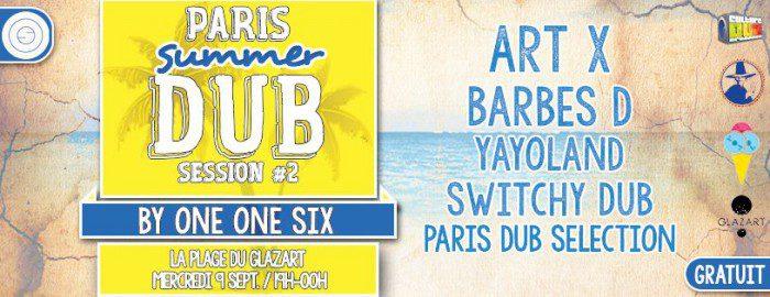 Paris Summer Dub Session 2