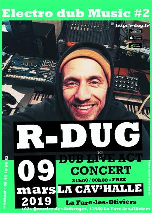 R-Dug @ La Cav'Halle