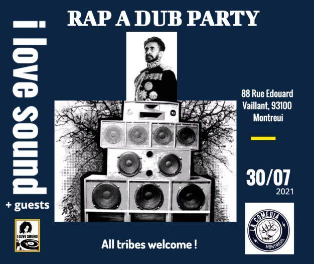 Rap a Dub Party