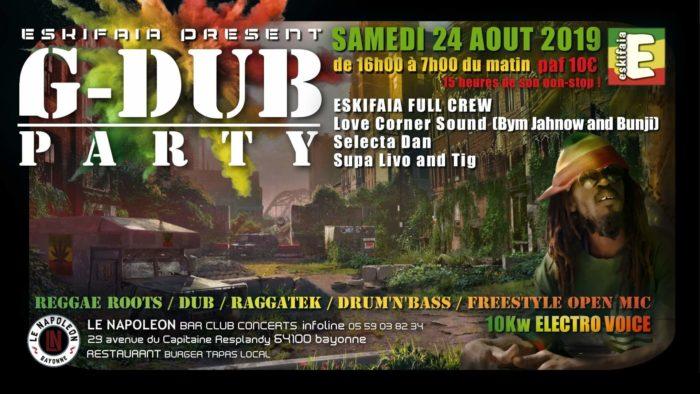 G-Dub Party