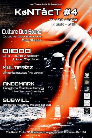 Agenda Culture Dub