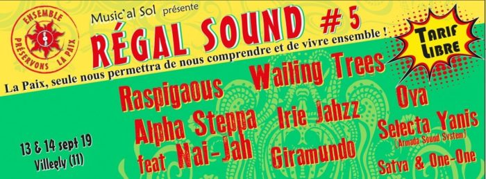 Regal Sound #5
