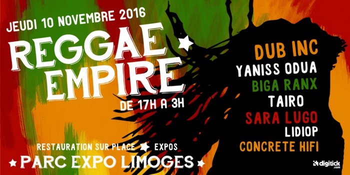 Reggae Empire Festival