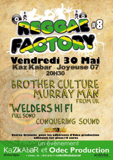 Reggae Factory #8