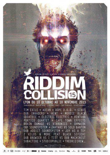 Riddim Collision Festival #15