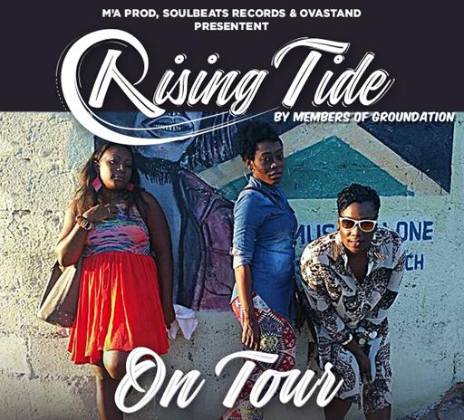 Rising Tide + Jahneration @ Le Forum
