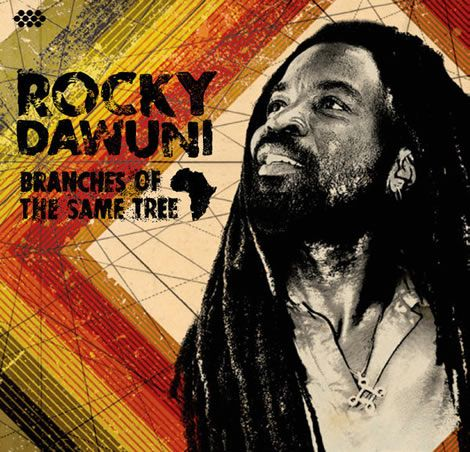 Rocky Dawuni - Branches of the Same Tree