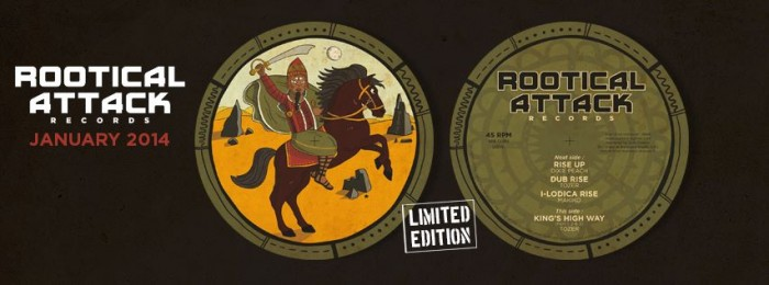"12"" Rootical Attack"