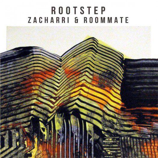 roommate ras zacharri - rootstep - king dubbist records