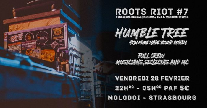 Roots Riot #7