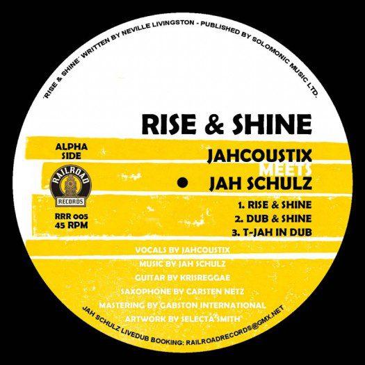 Jah Schulz - Rise & Shine EP
