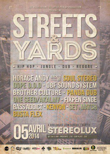 Streets & Yards