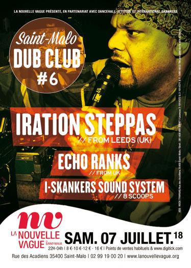 Saint-Malo Dub Club #6