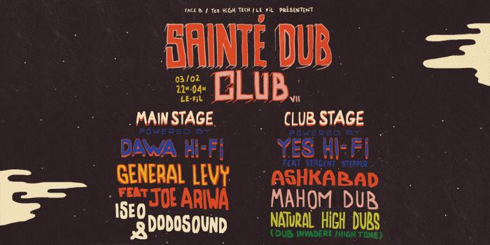 Sainté Dub Club #7