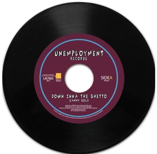 Sammy Gold  - Down In The Ghetto