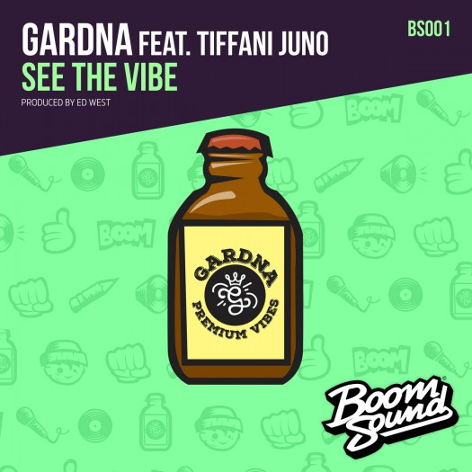 Gardna feat. Tiffani Juno - See The Vibe
