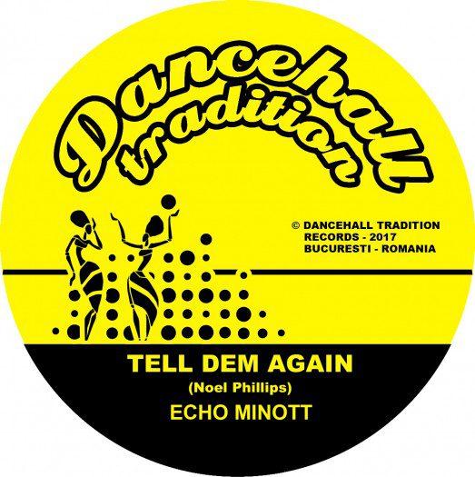 Echo Minott - Tell Dem Again