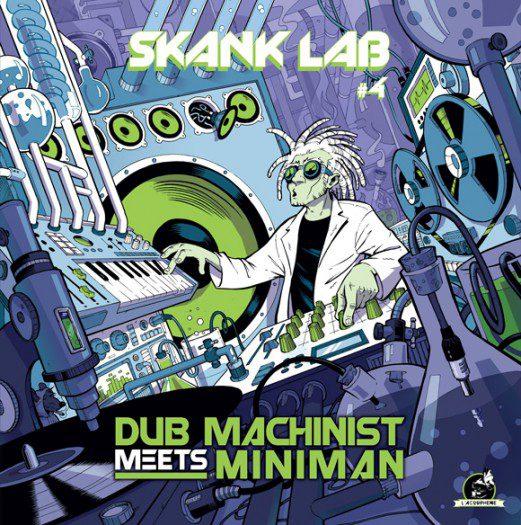 "12"" Skank Lab #4"