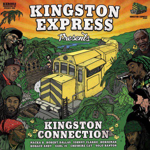 Sticky Joe - Kingston Connection