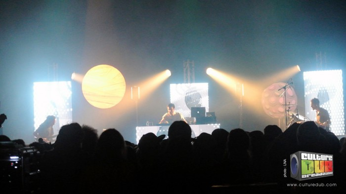 Panda Dub Live
