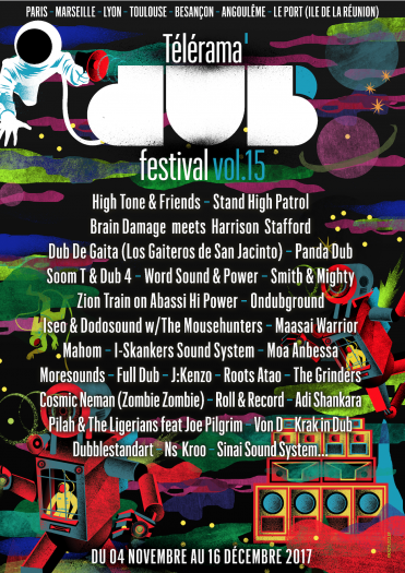 Télérama Dub Festival vol.15